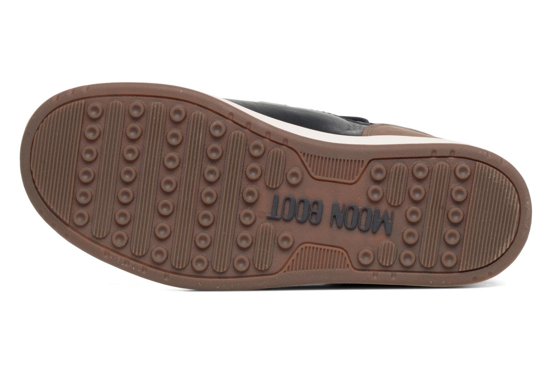 Sportschuhe Moon Boot Neil Lux schwarz ansicht von oben