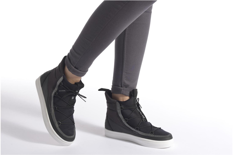 Chaussures de sport Moon Boot Vega Tf Noir vue bas / vue portée sac