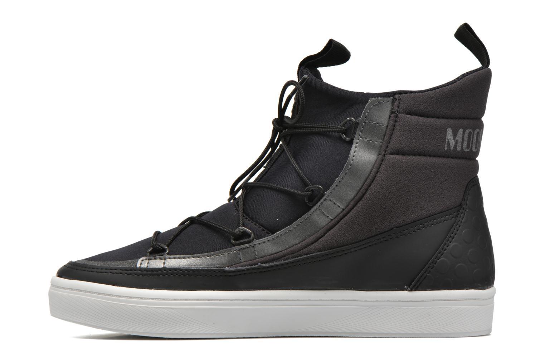 Sportschuhe Moon Boot Vega Tf schwarz ansicht von vorne