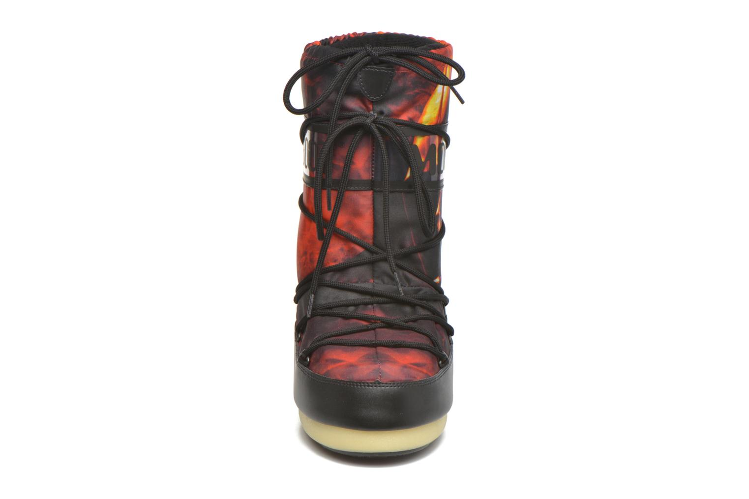 Moon Boot Star wars Jr Fire Black/red