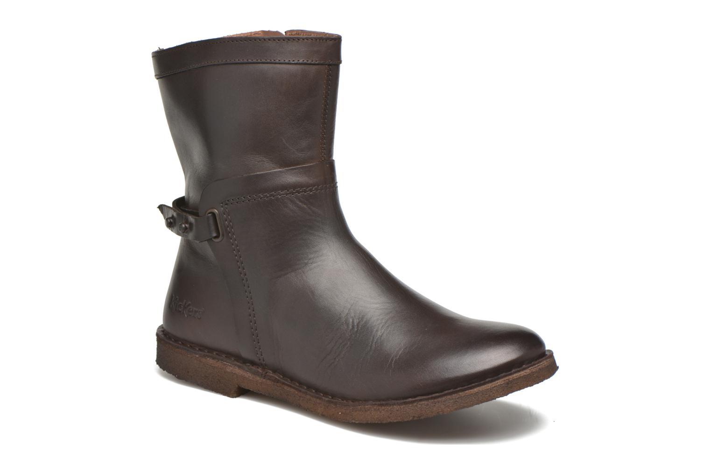 Grandes descuentos últimos zapatos Kickers Cricket (Marrón) - Botines  Descuento