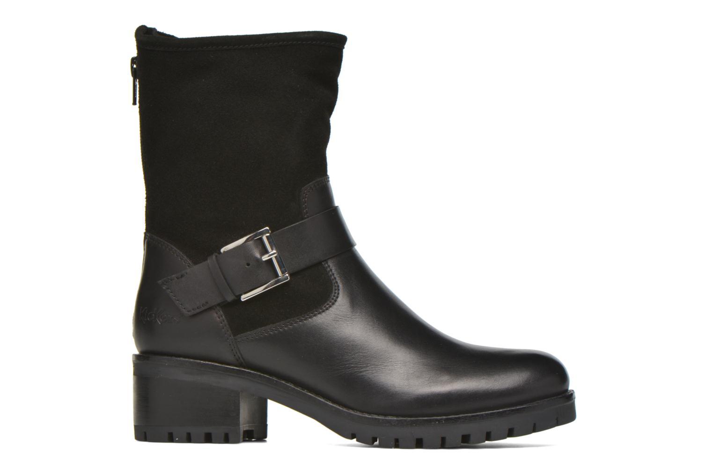Bottines et boots Kickers Kikoo Noir vue derrière