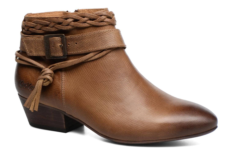 Stiefeletten & Boots Kickers Westboots braun detaillierte ansicht/modell