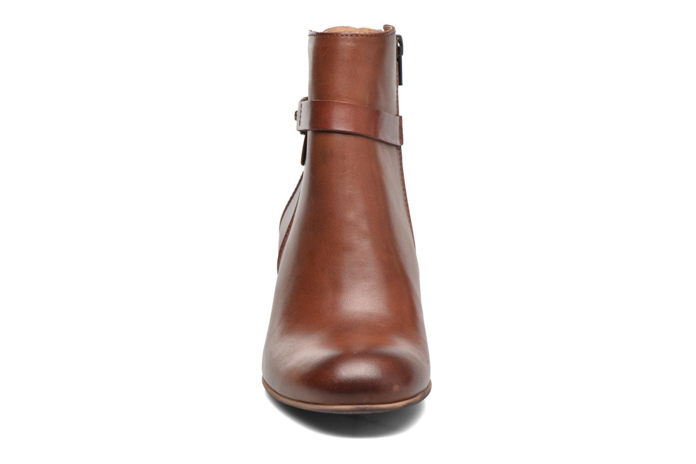 Seeboots marron