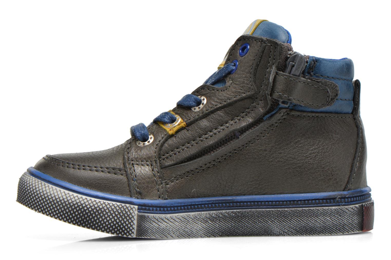 Sneakers Acebo's Paulo Grigio immagine frontale