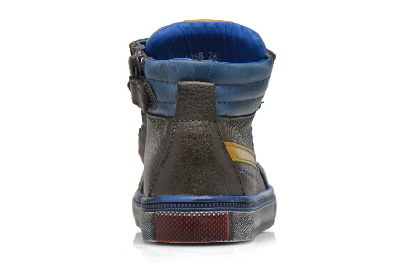 Sneakers Acebo's Paulo Grigio immagine destra