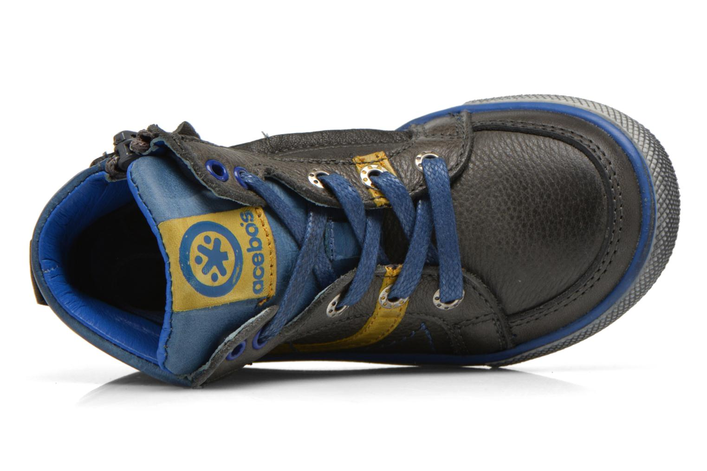 Sneakers Acebo's Paulo Grigio immagine sinistra