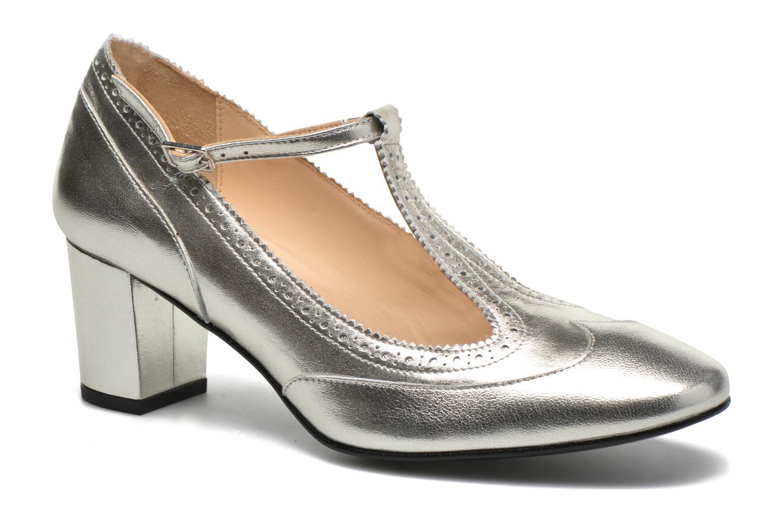 Casual salvaje Georgia Rose Soho (Plateado) - Zapatos de tacón en Más cómodo