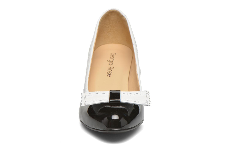Escarpins Georgia Rose London Noir vue portées chaussures