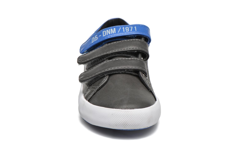 Baskets Kaporal True Gris vue portées chaussures