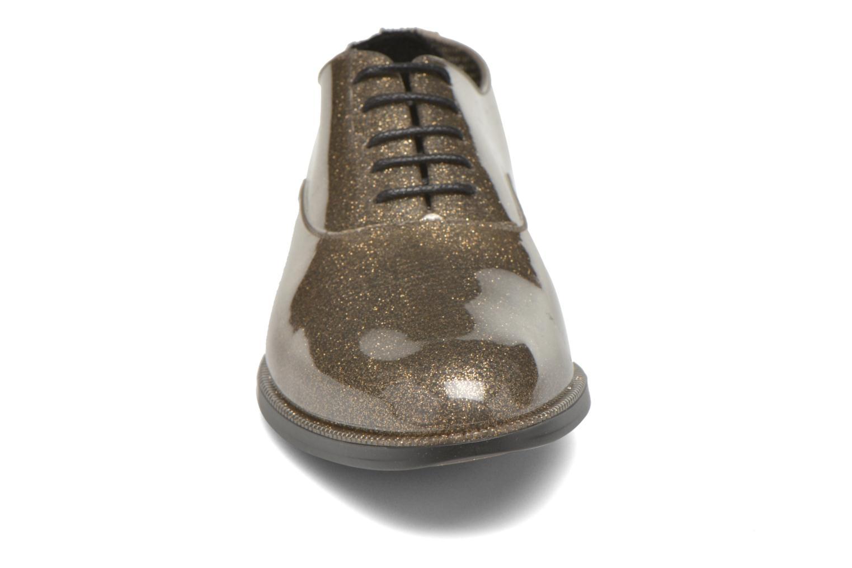 Zapatos con cordones Lemon Jelly Sparkle Oro y bronce vista del modelo