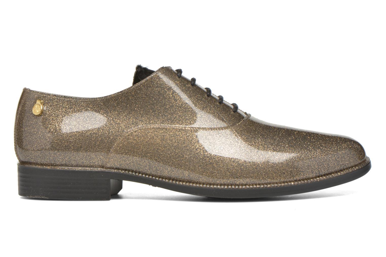 Zapatos con cordones Lemon Jelly Sparkle Oro y bronce vistra trasera