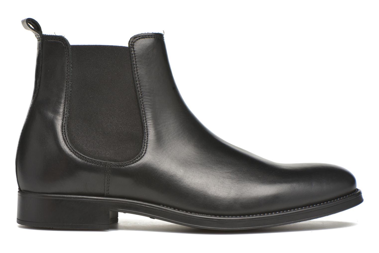Bottines et boots Selected Homme Oliver Noir vue derrière