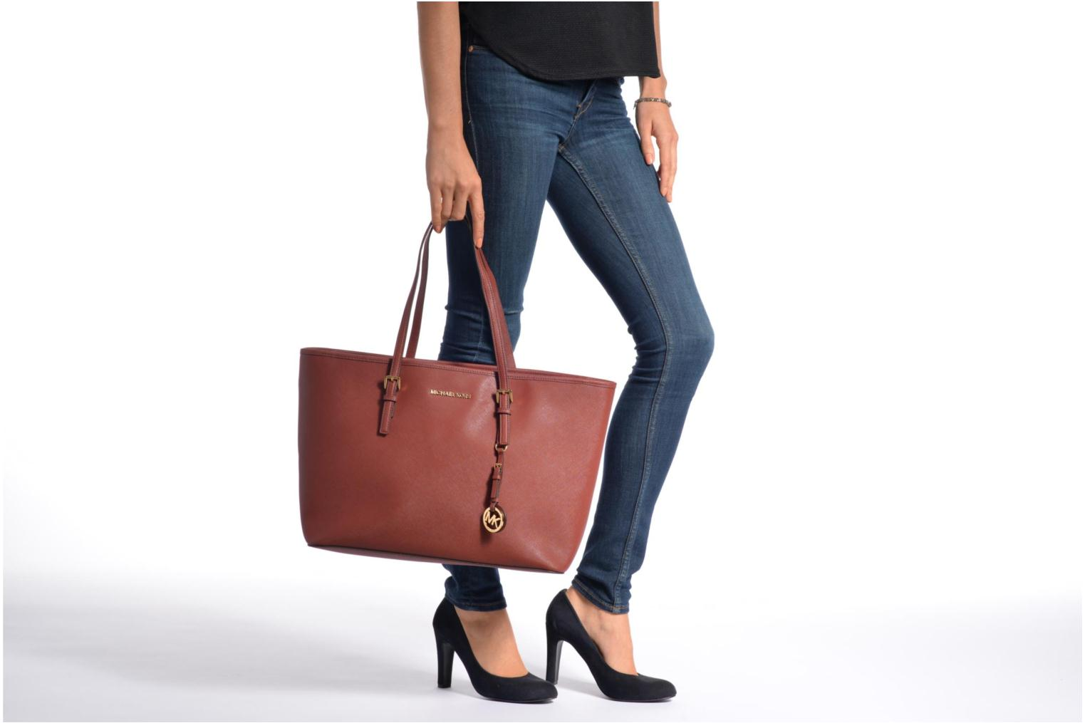 JET SET Travel MD TZ Multifonction Tote Plum