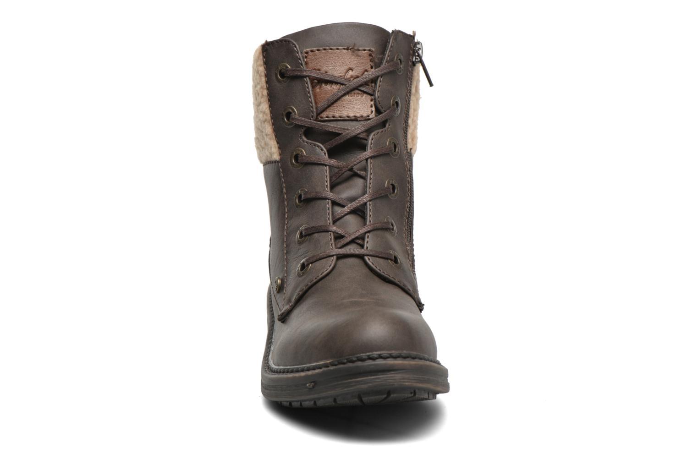 Bottines et boots Blowfish Fader Marron vue portées chaussures