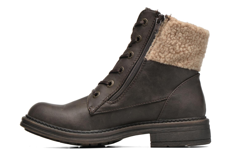 Bottines et boots Blowfish Fader Marron vue face
