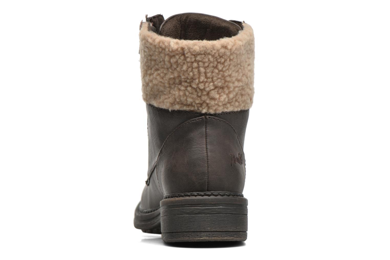 Bottines et boots Blowfish Fader Marron vue droite