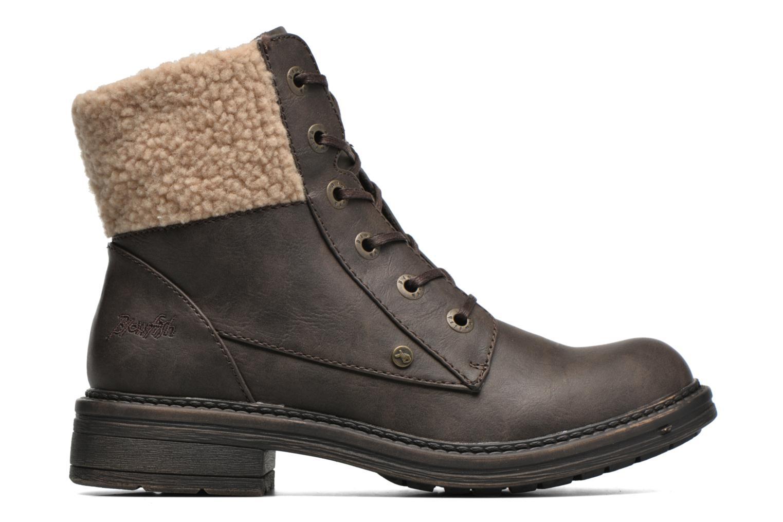 Bottines et boots Blowfish Fader Marron vue derrière