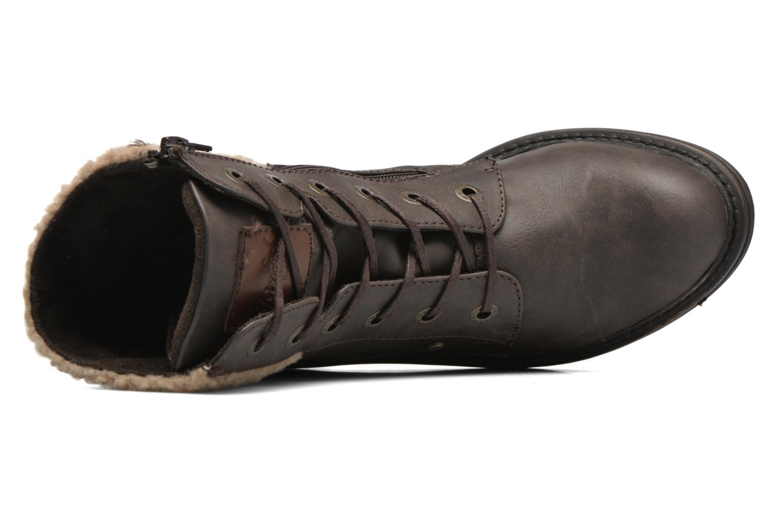 Bottines et boots Blowfish Fader Marron vue gauche