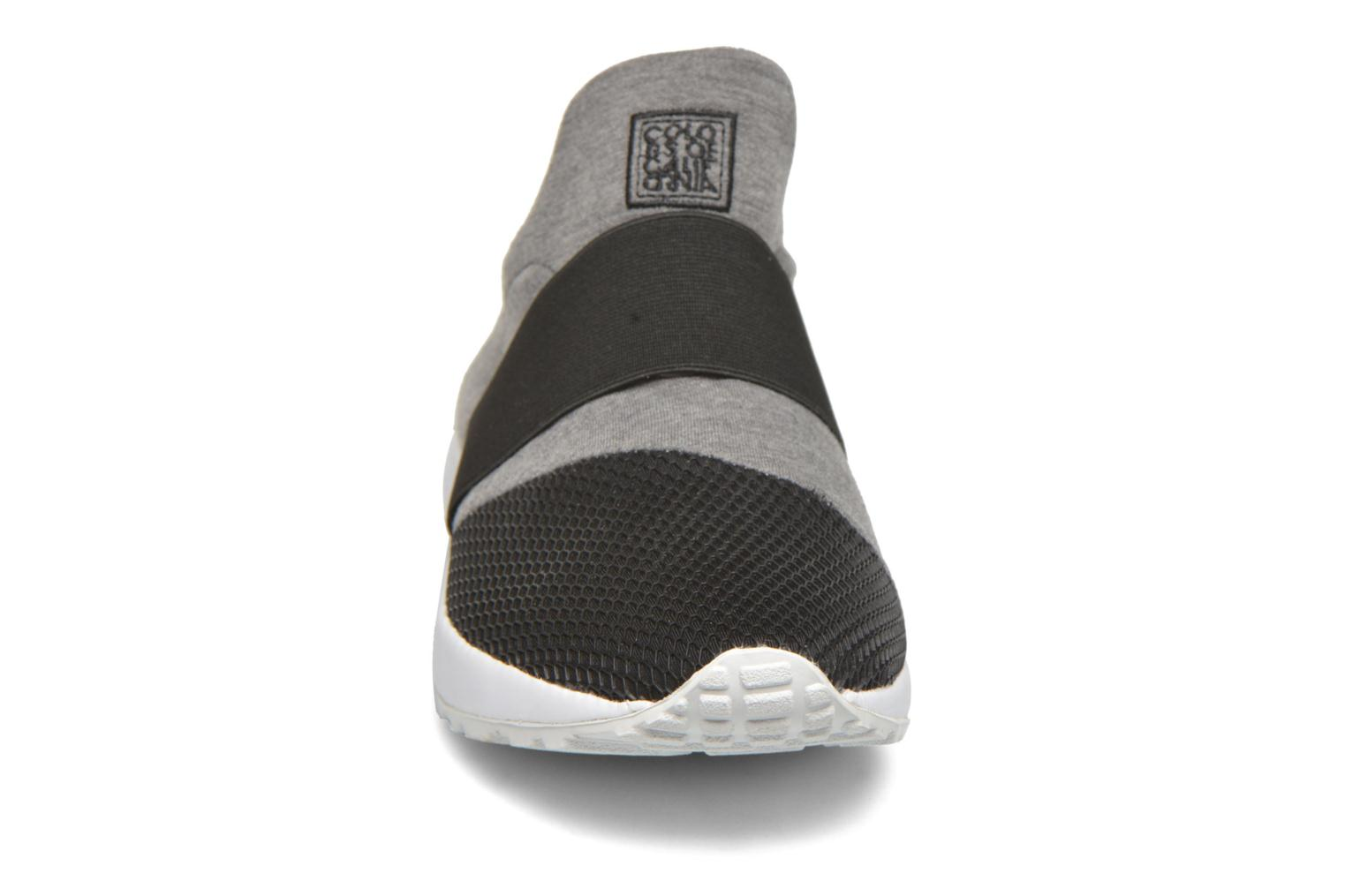 Trainers Colors of California Tess Grey model view