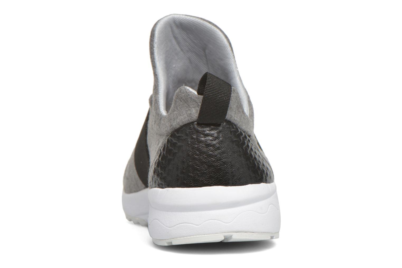 Sneaker Colors of California Tess grau ansicht von rechts