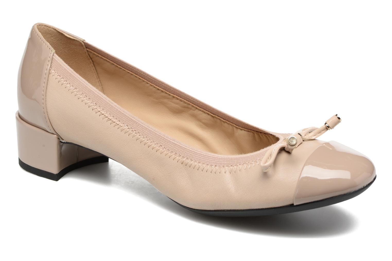 Grandes descuentos últimos zapatos Geox D CAREY A D54V8A (Beige) - Bailarinas Descuento
