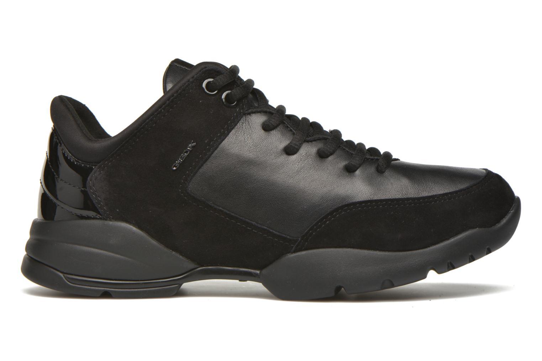 Sneaker Geox D SFINGE A D642NA schwarz ansicht von hinten