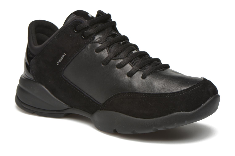 Sneaker Geox D SFINGE A D642NA schwarz detaillierte ansicht/modell