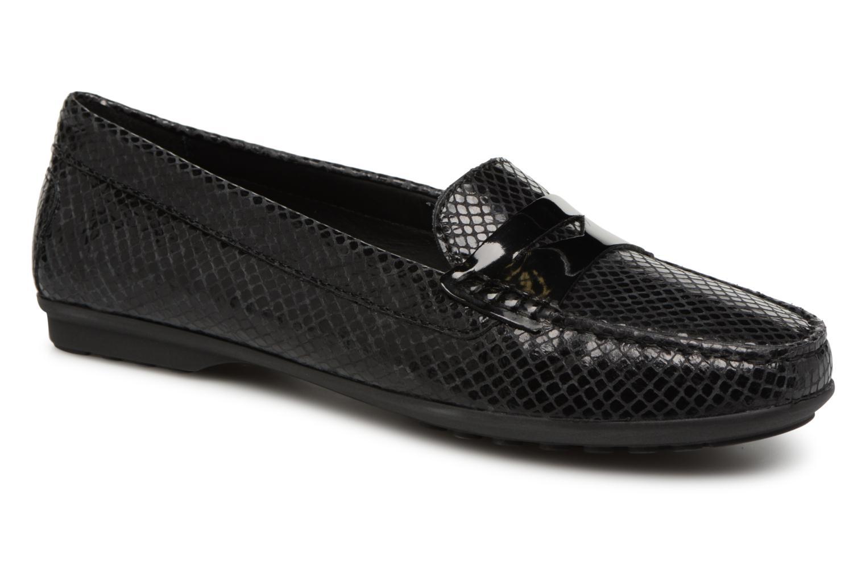 Grandes descuentos últimos zapatos Geox D ELIDIA A D642TA (Negro) - Mocasines Descuento