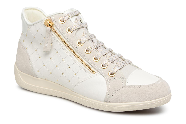 Grandes descuentos últimos zapatos Geox D MYRIA C D6468C (Blanco) - Deportivas Descuento