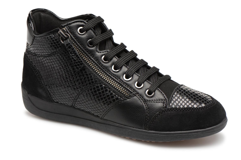 Grandes descuentos últimos zapatos Geox D MYRIA C D6468C (Negro) - Deportivas Descuento