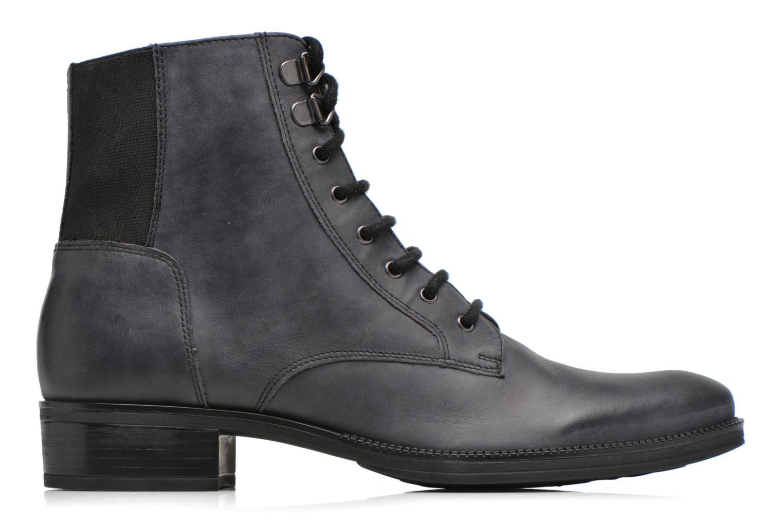 Bottines et boots Geox D MENDI ST B D6490B Gris vue derrière