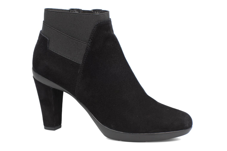 Grandes descuentos últimos zapatos Geox D INSPIRATION ST. B D64G9B (Negro) - Botines  Descuento