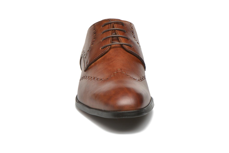 Chaussures à lacets Marvin&Co Nottingham Marron vue portées chaussures