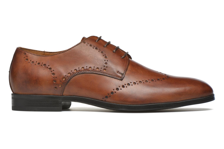 Chaussures à lacets Marvin&Co Nottingham Marron vue derrière