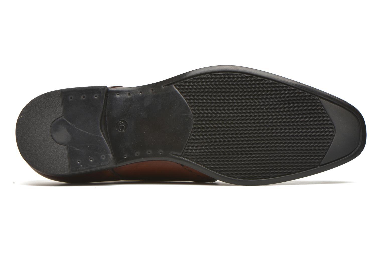 Chaussures à lacets Marvin&Co Nottingham Marron vue haut