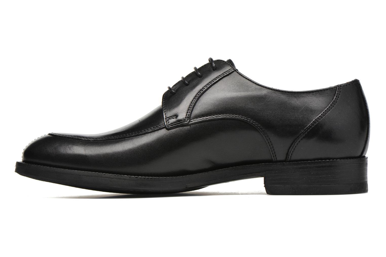 Chaussures à lacets Marvin&Co Newcastle Noir vue face