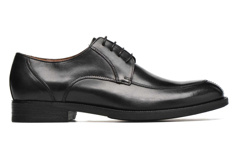 Chaussures à lacets Marvin&Co Newcastle Noir vue derrière