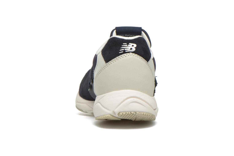 Baskets New Balance WRT96 Bleu vue droite