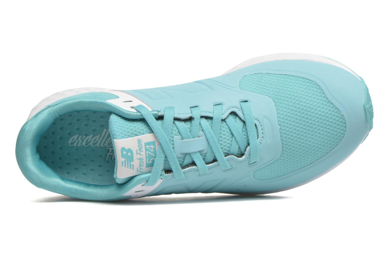 Sneakers New Balance WFL574 Groen links