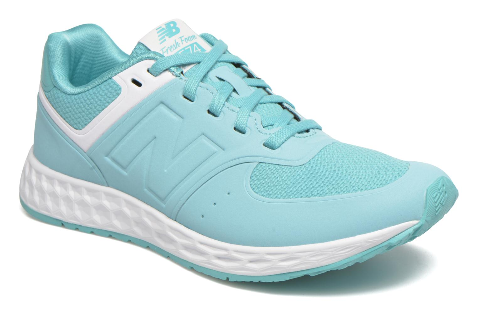 Sneakers New Balance WFL574 Groen detail