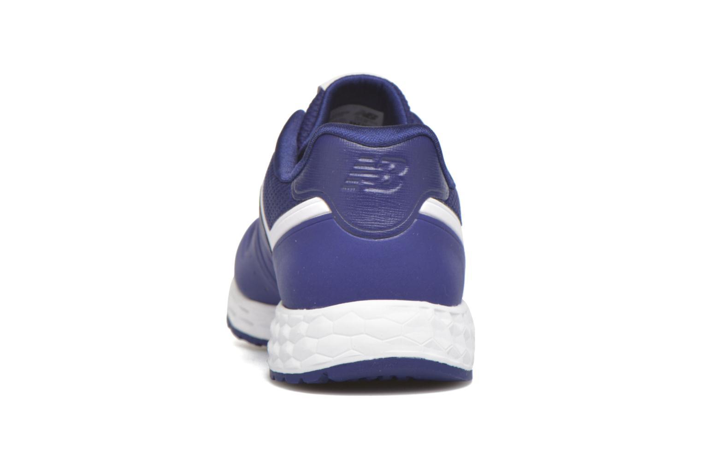 Sneakers New Balance WFL574 Blauw rechts