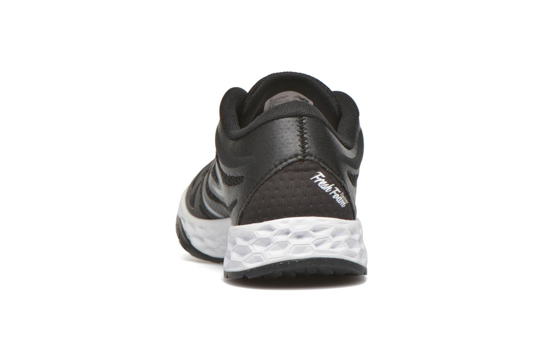 Chaussures de sport New Balance WX822 Noir vue droite