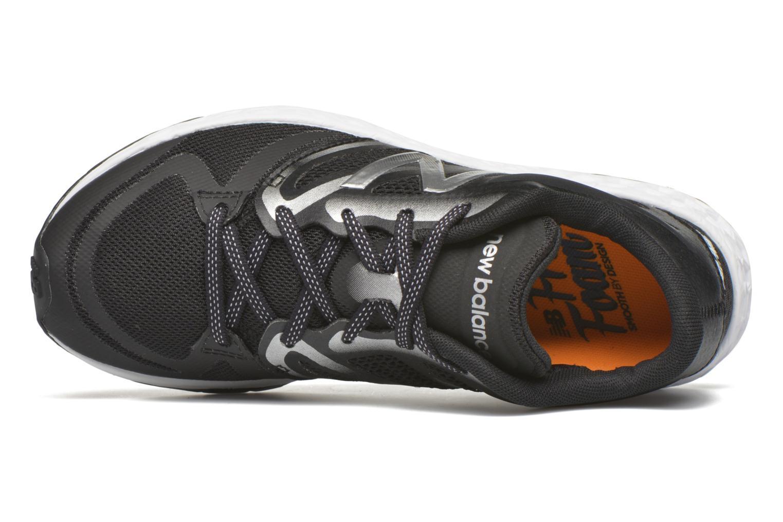 Chaussures de sport New Balance WX822 Noir vue gauche