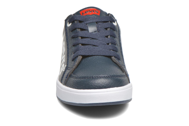 Baskets Levi's Granit Bleu vue portées chaussures