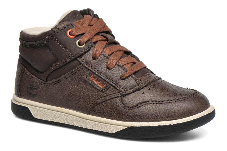 Baskets Timberland Groveton WarmLined Boot Marron vue détail/paire