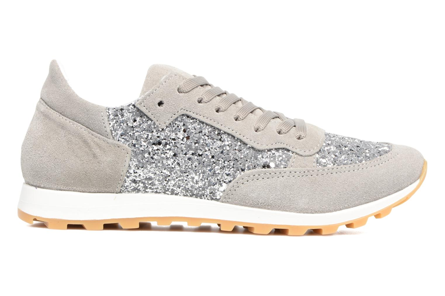 Skipo Glitter argent/Croute grise