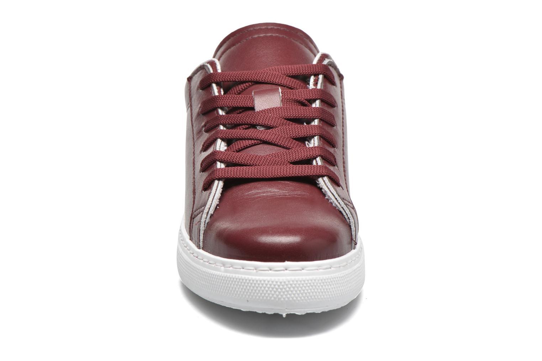 Baskets Georgia Rose Skami Bordeaux vue portées chaussures