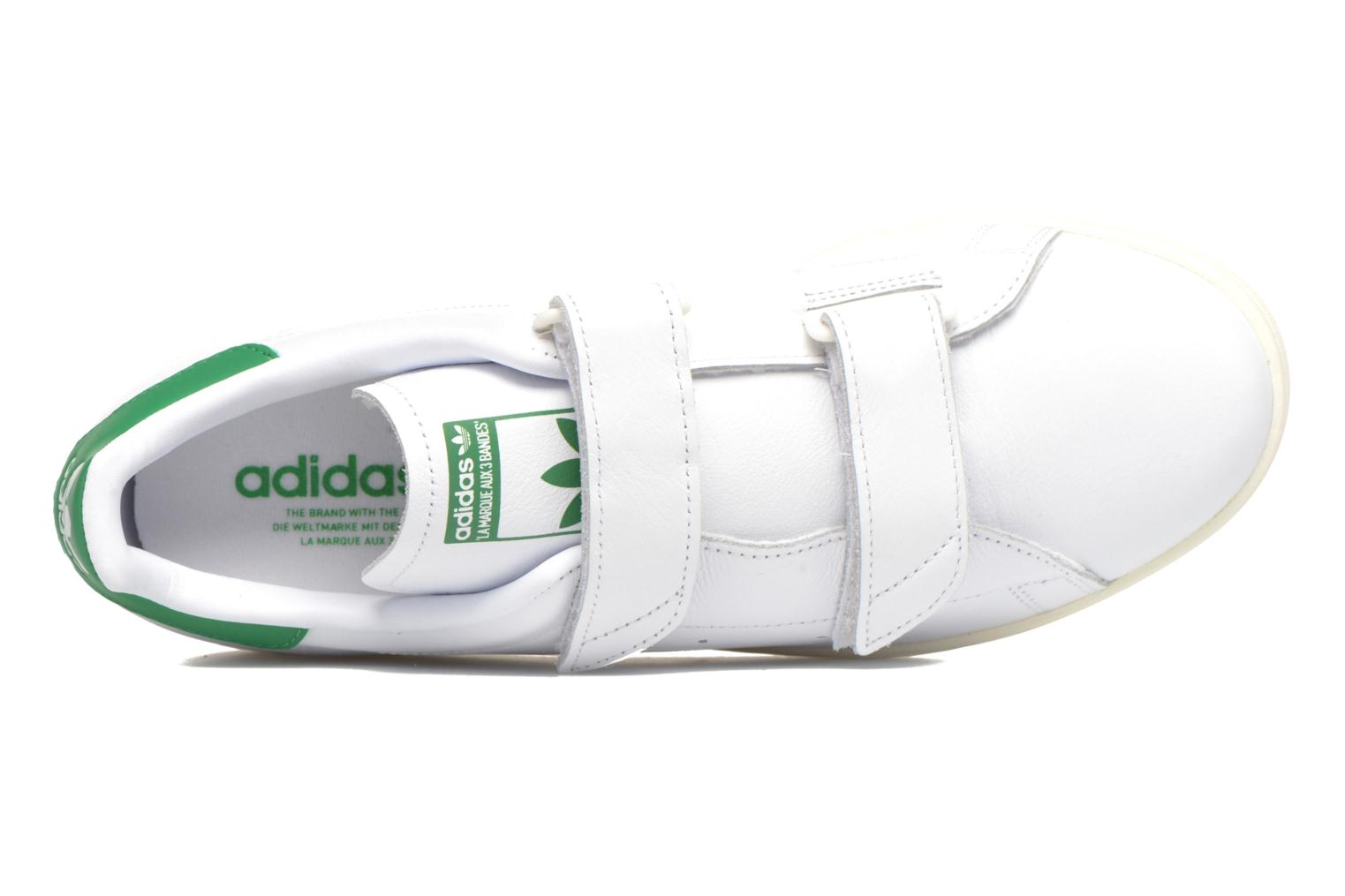 Baskets Adidas Originals Fast Blanc vue gauche