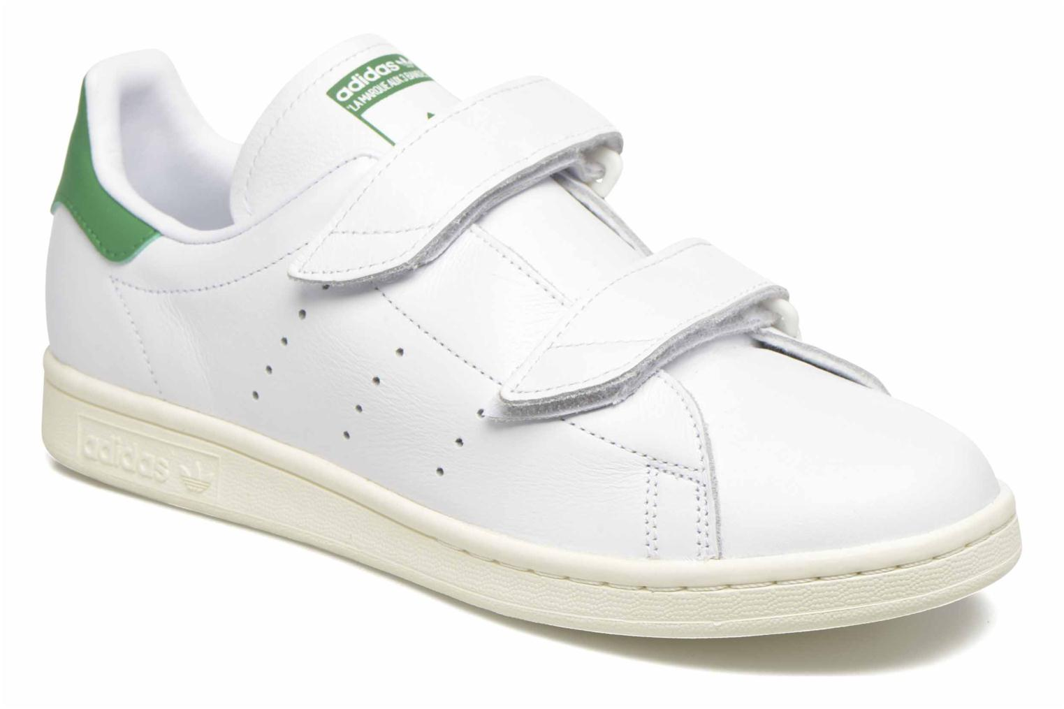 Baskets Adidas Originals Fast Blanc vue détail/paire